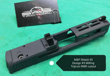 M&P - Design #3 Slide Milling Service (No red dot cutout)