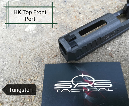 HK - Slide Milling Service - Single Top Port