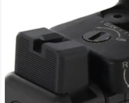 P30 Series Relocation Style Sights