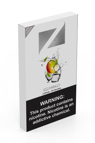 ZiiP Pods for JUUL Iced Mango 5%