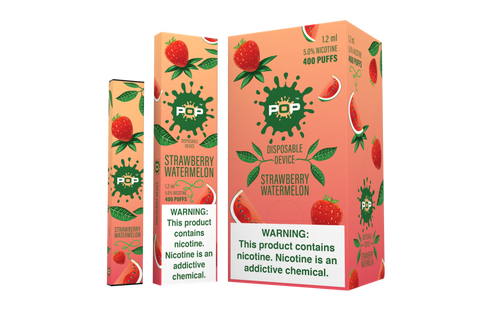 POP Strawberry Watermelon 5%