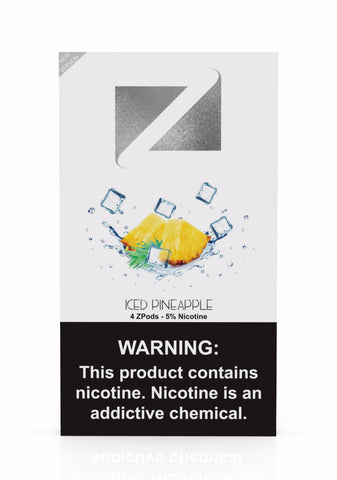 ZiiP Pods for JUUL Iced Pineapple 5%