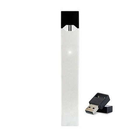 JUUL device Silver (w/o JUULpods)
