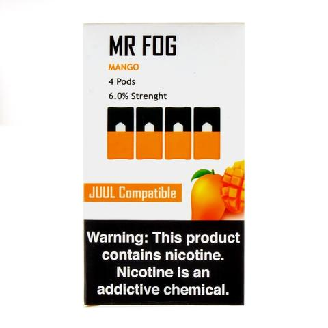MR FOG for JUUL マンゴー味 6.0%