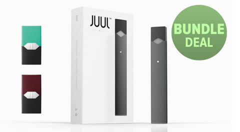 JUUL Bundle pack with JUULpods