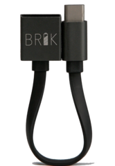 BRIK portable charger