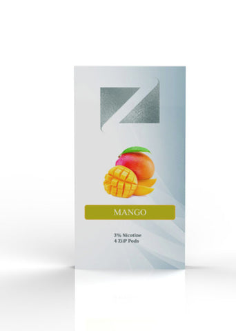 ZiiP Pods for JUUL Mango 5%