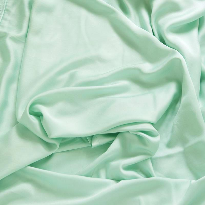 Bamboo Lyocell Fitted Sheet Bedding Made With 100% Organic Bamboo