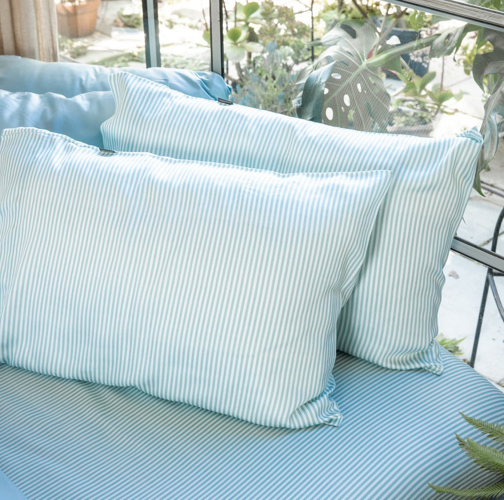 Bamboo Lyocell Pillowcase Set Bedding Made With 100% Organic Bamboo