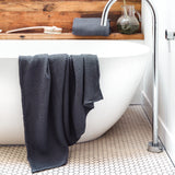 Bamboo Lyocell Waffle Towel Bath Made With 100% Organic Bamboo