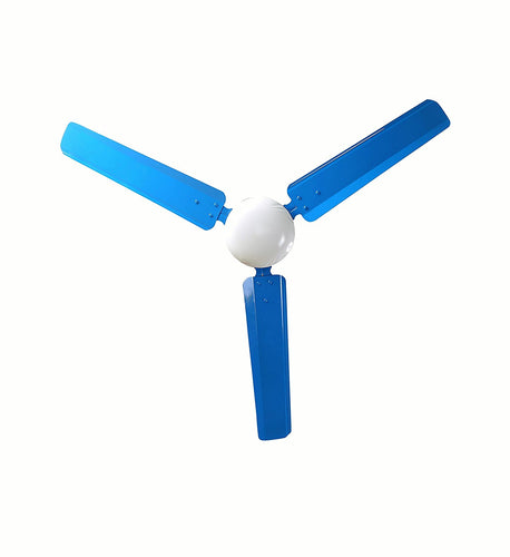 i-Flo Zoom 1200mm Dust Proof Ceiling fan,Blue