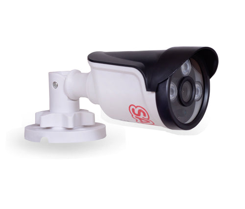 SAMEER SamCam Outdoor NightVision 720p HD Output CCTV Bullet Camera