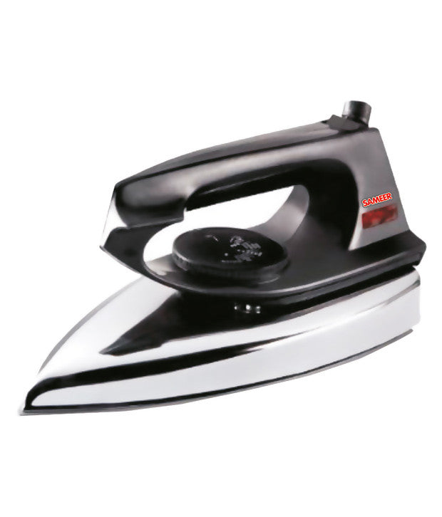 Sameer SAL1 L/X6 Electric Dry Iron,(Black) …