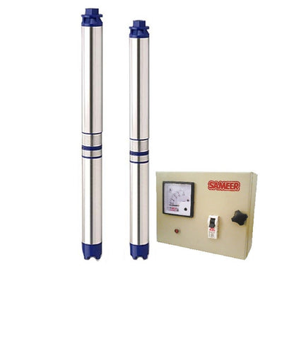 i-Flo Submersible Pump 1Hp with Control Panel