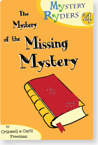 Sample Chapters: The Mystery of the Missing Mystery