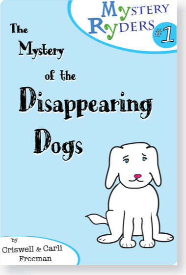 Mystery #1: The Mystery of the Disappearing Dogs