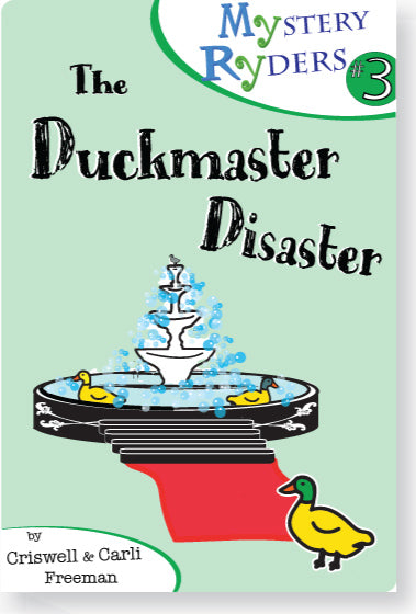 Mystery #3: The Duckmaster Disaster