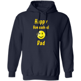 Happy Homeschool Dad Pullover Hoodie