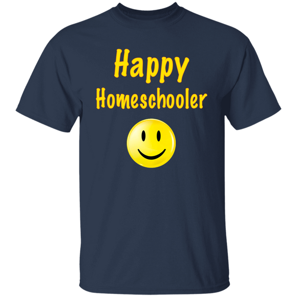 Happy Homeschooler Youth T-Shirt