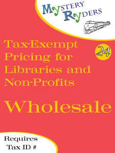 24-Book Wholesale Assortments for Libraries, Schools, and Non-Profits
