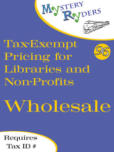 96-Book Wholesale Assortments for Libraries, Schools, and Non-Profits