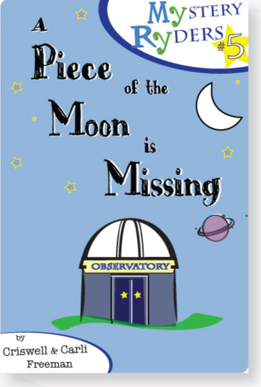 Mystery #5: A Piece of the Moon Is Missing