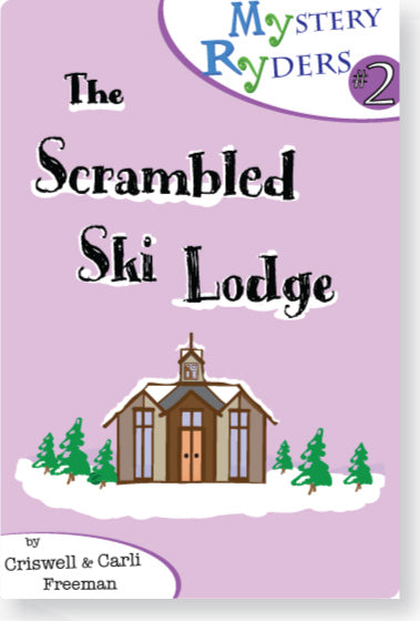 Mystery #2: The Scrambled Ski Lodge