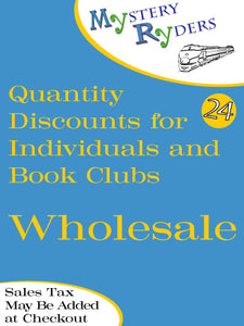 24-Book Wholesale Assortments for Individuals and Book Clubs