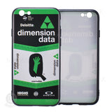 TEAM DIMENSION DATA PATTERN CASE FOR IPHONE 6/6S/7