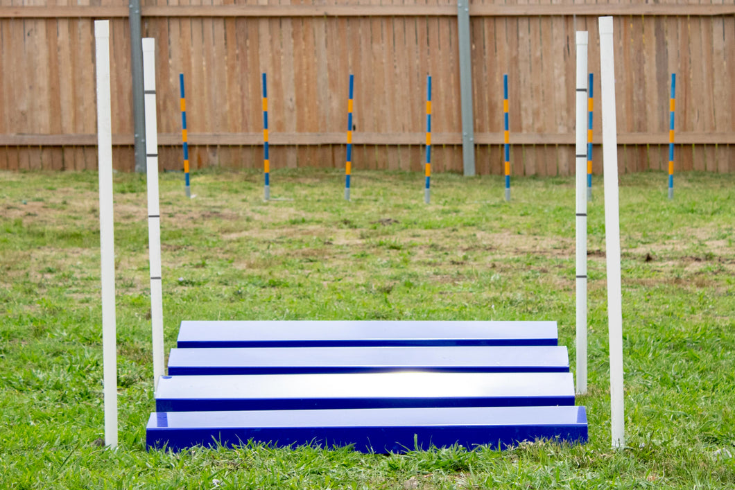 PVC Broad Jump - MADE TO ORDER