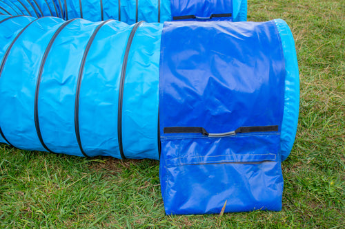 Saddle Bags for Agility Tunnel PRE-ORDER Ships November