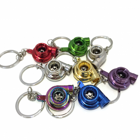 Turbo Keychain