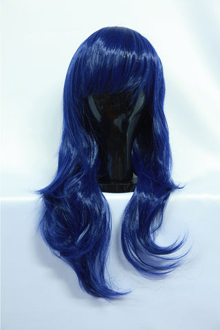 Ahri - Long Dark Blue Wig