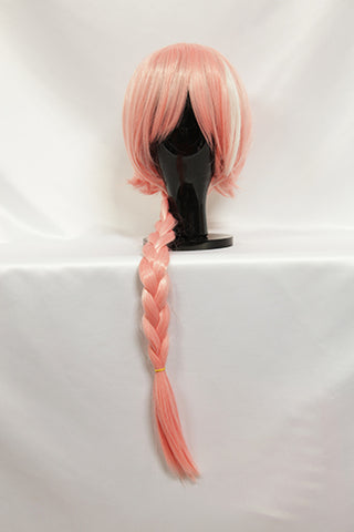 Astolfo/Rider - Long Pink Braided Wig