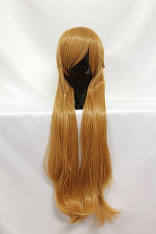 Asuna Yuuki - Long Copper Brown With Braid Wig