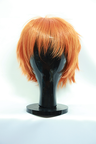 Loke/Leo - Short Orange Wig