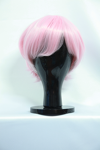 Sakisaka Muku - Short Light Pink Wig
