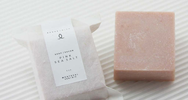 Best Bar Soap Bath and Shower Products 2018 - Made in Canada