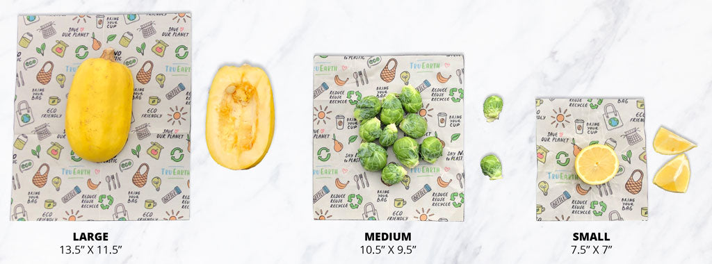 tru earth beeswax wraps vancouver