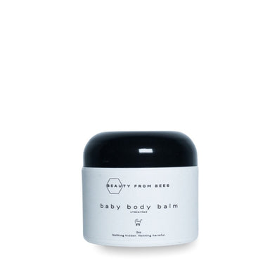 Beauty From Bees - Baby Body Balm