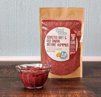 roasted beet instant hummus vancouver
