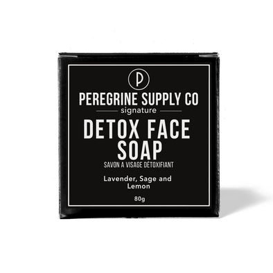 Peregrine Supply Co. - Detox Face Soap