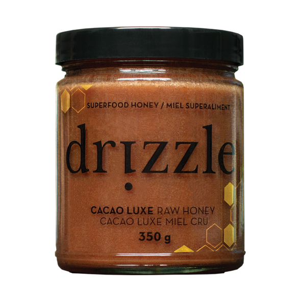drizzle cacao raw honey vancouver