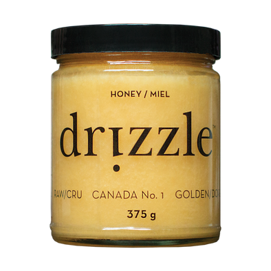 drizzle golden raw honey vancouver