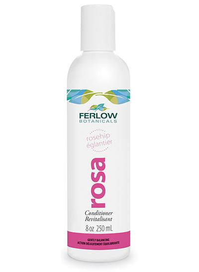ferlow botanicals rosa conditioner