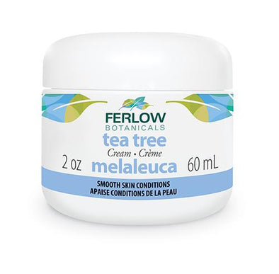 ferlow botanicals tea tree cream canada
