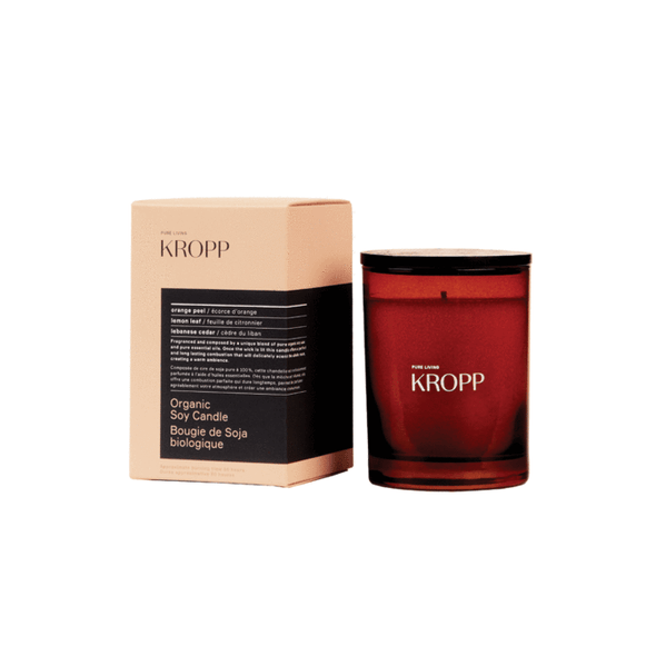 Kropp - Soy Candle vancouver