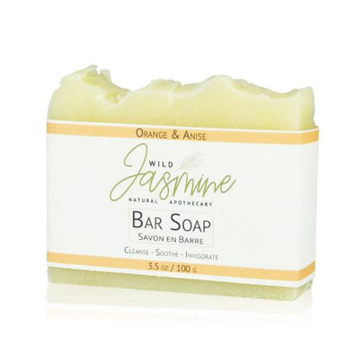 Wild Jasmine Apothecary - Orange & Anise Soap