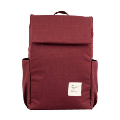 burgundy backpack canada