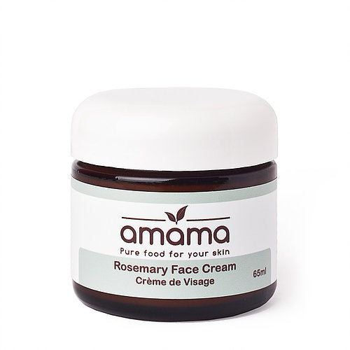 natural rosemary face lotion made in canada